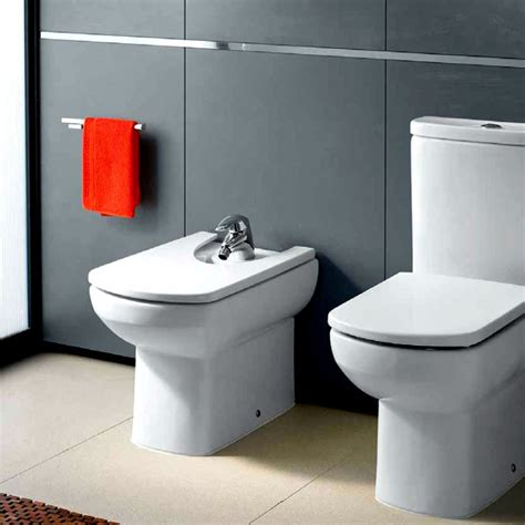 Bidet Toilets Uk roca senso compact back to wall floorstanding bidet uk