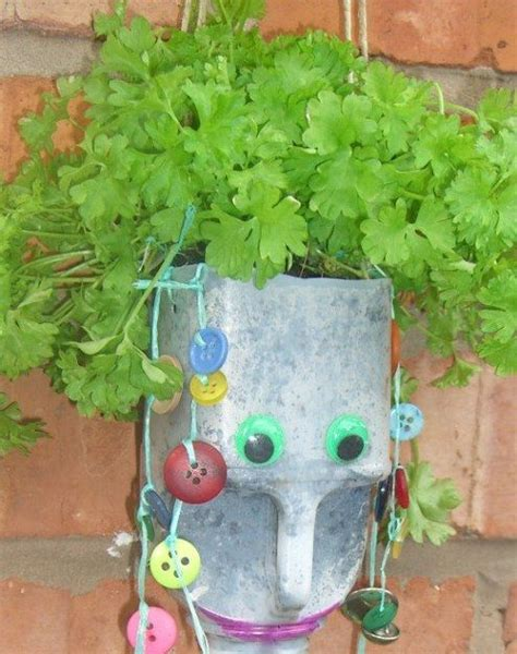 Milk Jug Planters by Bloomin Marvellous Time In Centenary Gardens Milk Jug
