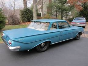 1961 chevrolet biscayne cars