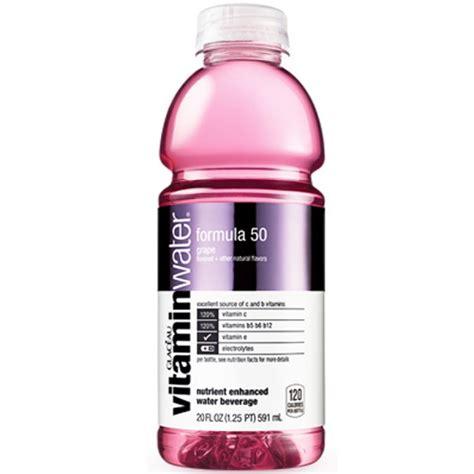 Vitamin Watter formula 50 vitamin water water damage los angeles