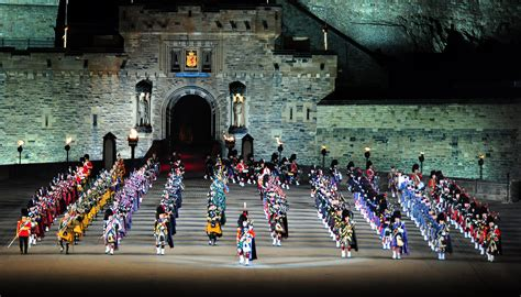 edinburgh military tattoo royal edinburgh american scottish