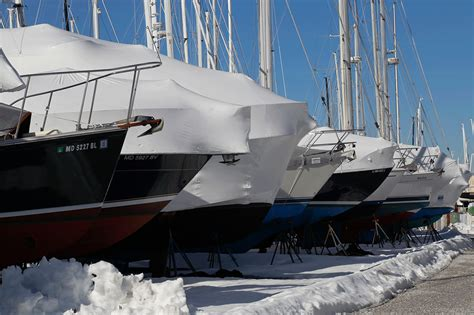 boat storage for winter boat storage what s right for your boat boats