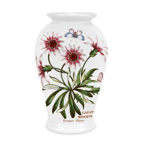 Portmeirion Botanic Garden Vase Portmeirion Botanic Garden Canton Vase 7 Inch Treasure Flower Portmeirion Uk