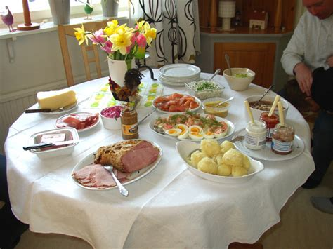 swedish easter food traditional easter dinners history and recipes of