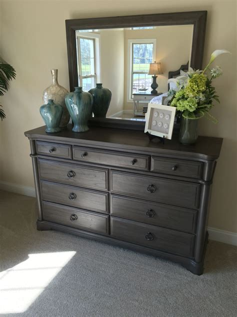 how to stage a dresser bedrooms in 2019 bedroom