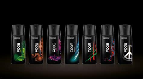 axe new new identity for axe revealed the dieline branding