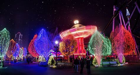 hersheypark christmas candylane reviews