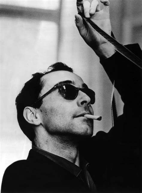 Jean-Luc Godard : Portrait d'un jeune artiste au Cinéma