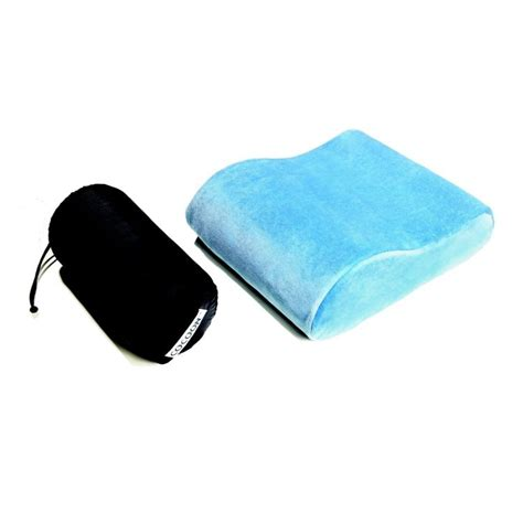Travel Foam Pillow by Cocoon Memory Foam Contoured Travel Pillow M 246 Kkimies