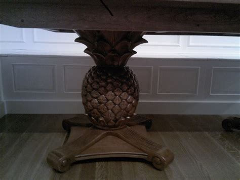 pineapple base dining table dining table dining table pineapple base