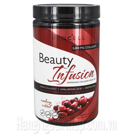 Cranberry Collagen 5000mg neocell collagen infusion cranberry cocktail 5000mg