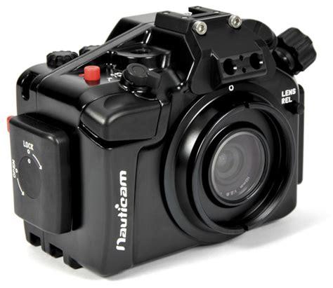 Nikon Underwater nauticam announces na v2 underwater housing for nikon 1 v2