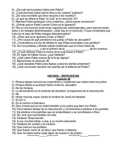 preguntas biblicas del libro delos hechos preguntas y respuestas del libro de los hechos