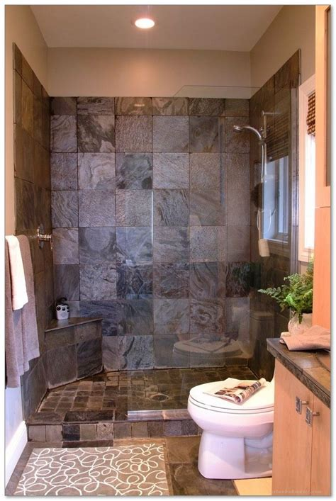 99 small master bathroom makeover ideas on a budget 92