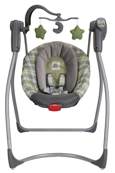graco swing with mobile graco comfy cove baby infant swing with soft mobile toys