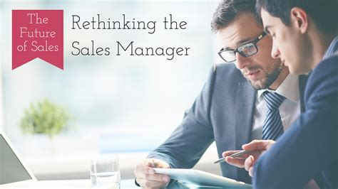 The Of The Sale the future of sales rethinking the sales manager adobe