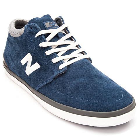 shoes brighton new balance brighton hi 354 shoes navy suede