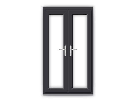 4ft doors upvc 4ft anthracite grey upvc doors flying doors