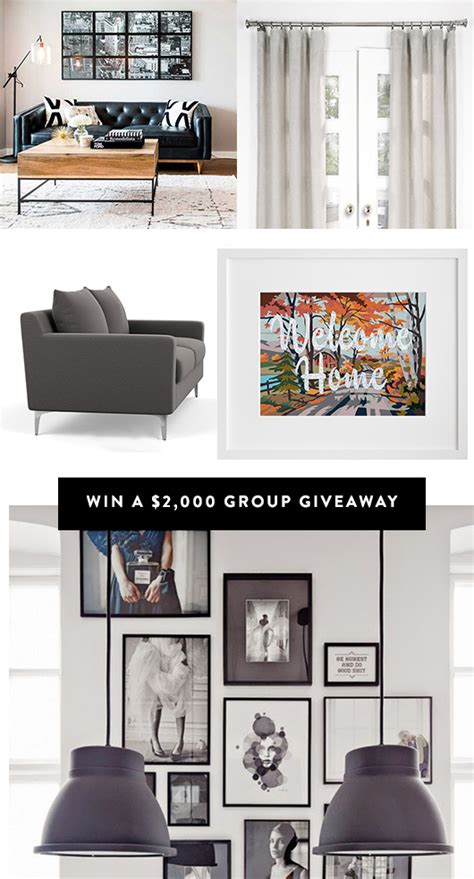 design your dream room one big giveaway design your dream room sfgirlbybay