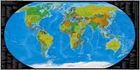 Mapamundi Completo Con Nombres  Imagui