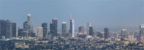 Number Search California Los Angeles A Guide To The Near Future Of The Downtown La Skyline Ac Martin