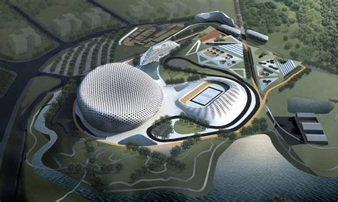 Home Design Evolution guangzhou extreme sport center information based