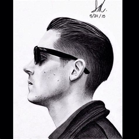 Drawing G Eazy by Sick Fan By Ivan Cisneros7 Tag G Eazy Geazyart