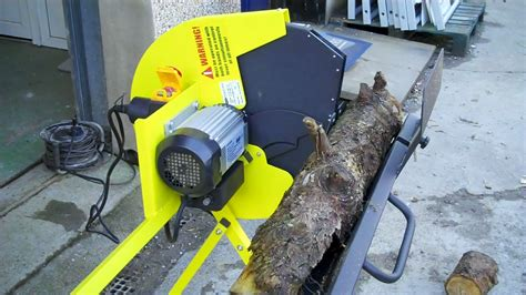 log bench saw electric domestic logging saw bench davies implements