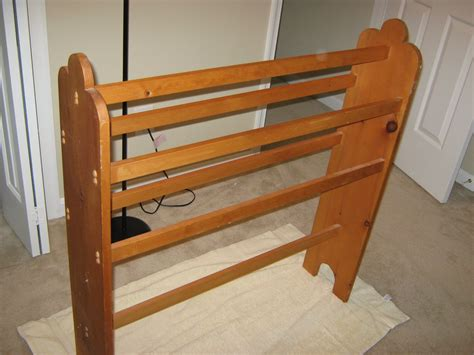 How To Build A Quilt Rack by 20130510 Wood Work