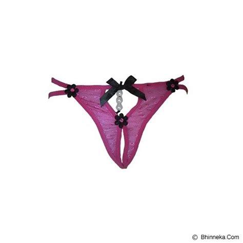 Open Nipplepakaian Dalambaju Tidur Hotgstring jual jakarta gstring pink open crotch jlg074b pink murah bhinneka