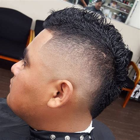 mens haircuts joplin mo how to fade your own hair the idle man top 30 mohawk fade
