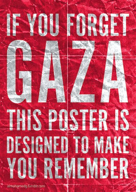 if you forget gaza by deshamodeh on deviantart