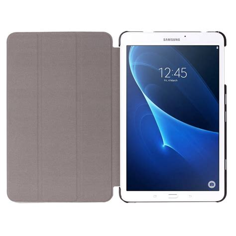 Book Cover Tab A 7in 2016 T280 ultra slim for samsung tab a6 7 0 cover flip pu