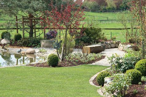 Gartengestaltung Großer Garten by Gro 223 Er Privat Garten In Ahrensburg Gartenkonzepte