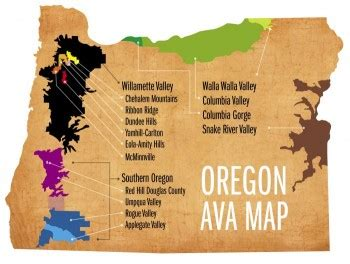 southern oregon winery map learn about oregon sacred drop channel