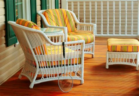 Painting Wicker Bedroom Furniture by How To Paint Wicker Furniture Bob Vila