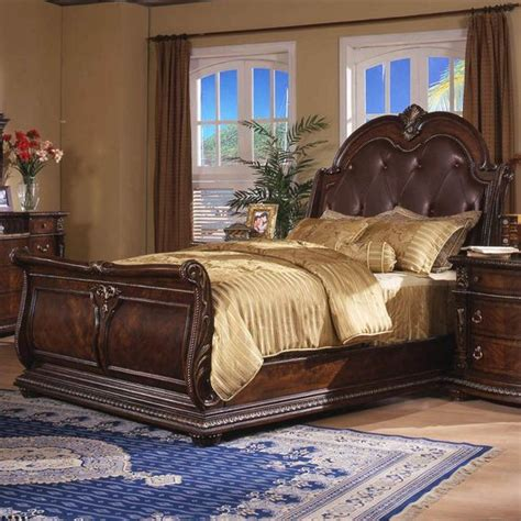 Monaco King Sleigh Bed By Sleigh Beds Beds And King On