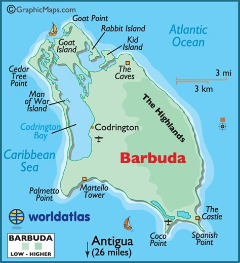 antigua and barbuda map antigua and barbuda map free colouring pages