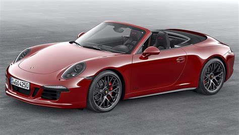 Porsche 911 Gts 2015 by Porshe 911 Gts Cabriolet 2015 Review Carsguide