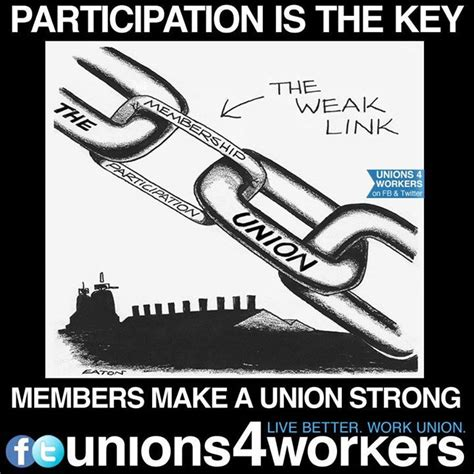 Union Memes - members make a union strong unions in the world pinterest
