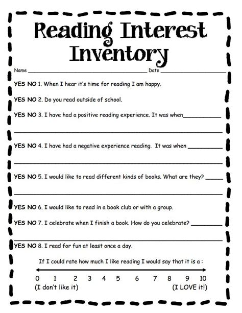printable career questionnaire for students 17 best ideas about interest inventory on pinterest