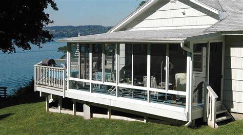 screened porch enclosures kit