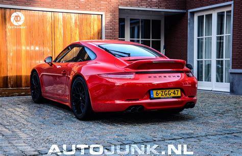 porsche 911 carrera gts spoiler porsche 991 carrera gts foto s 187 autojunk nl 138991