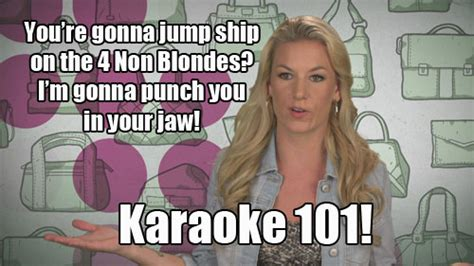 Girl Code Meme - from karaoke politics to anti homewrecking sentiment here