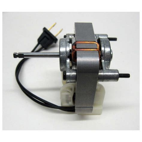 replacement motor for bathroom exhaust fans broan bp50 broan nutone vent bath fan motor for model 663n