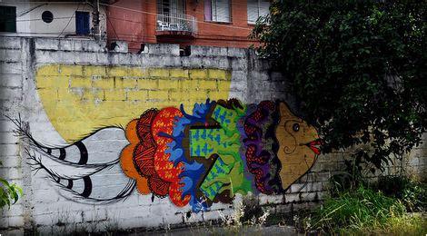 gen duarte street art  graffiti fatcap