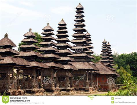 grand design hindu indonesia balinese hindoese tempel bali indonesi 235 stock