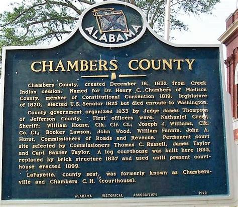 Chambers County Records There Was An Outdoor Courthouse In Chambers County Alabama In 1830s Alabama Pioneers