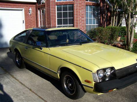 1978 toyota celica gt hatchback liftback for sale photos technical specifications description