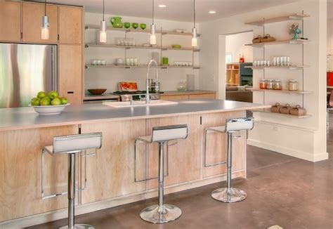 Open Shelf Kitchen Design Beautiful And Functional Storage With Kitchen Open